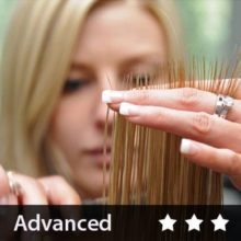 Advance Hairdressing Course in Norwich, Norfolk.
