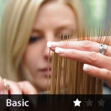 Basic Hairdressing Starter Course
