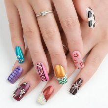 Nail Art Course Norfolk
