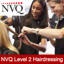 NVQ Level 2 in Hairdressing