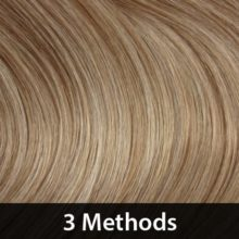 Hair Extension 3 Methods