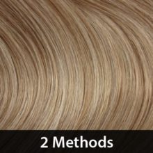 2 Methods Hair Extensions